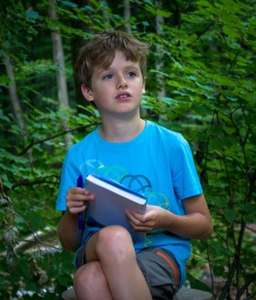 A Humanisztikus Asztrológia Iskola nyári gyerektábora